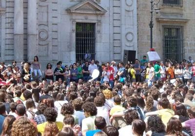Una semana de lucha feminista y por la Universidad Pública