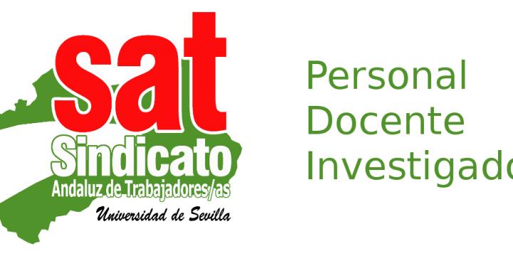 Informe Económico de la Sección Sindical del PDI del SAT de la Universidad de Sevilla