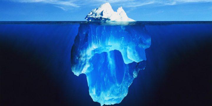 La Punta del Iceberg V