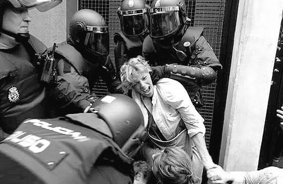 En Solidaridad con el Pueblo Catalán