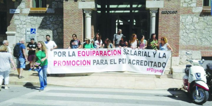 Servicios mínimos abusivos en la huelga del PDI laboral