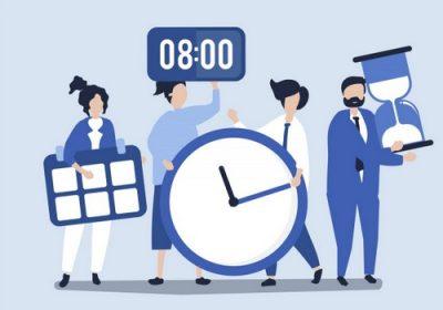 ¿Quién debe controlar la asistencia del personal contratado?